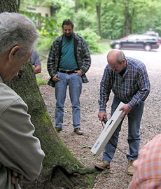 Praxisberatung zum Thema Baum und Holz