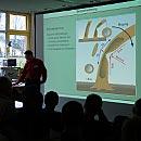 Vortrag oder Präsentation