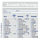 Zustands-Erfassungsbogen Checkliste VTA