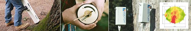 Geräteschulung Bohrwiderstandsmessung, Fraktometer, Impulstomografie